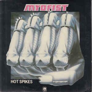Fist - Hot Spikes