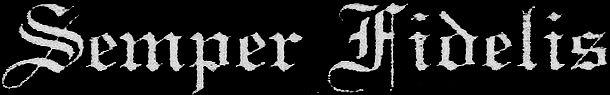 Semper Fidelis - Logo