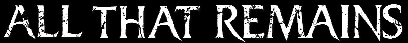 All That Remains - Logo