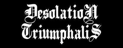 Desolation Triumphalis - Logo