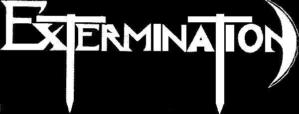 Extermination - Logo