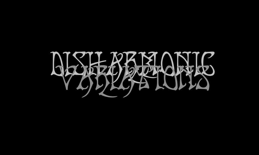 Disharmonic Variations