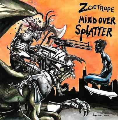 Zoetrope - Mind over Splatter