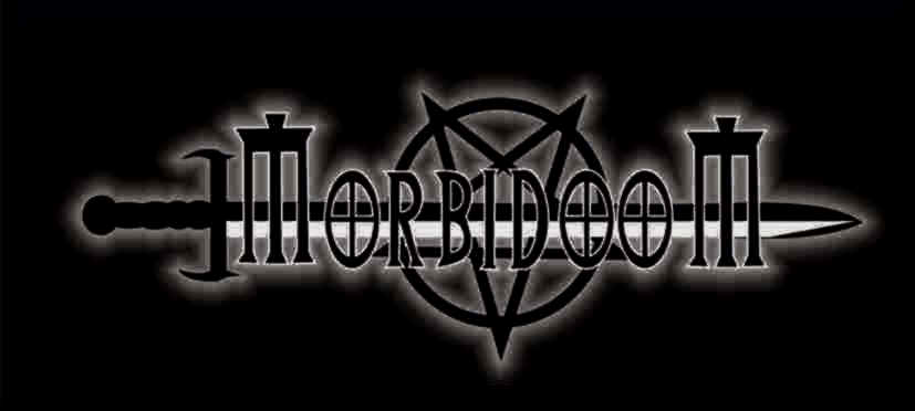 Morbidoom - Logo