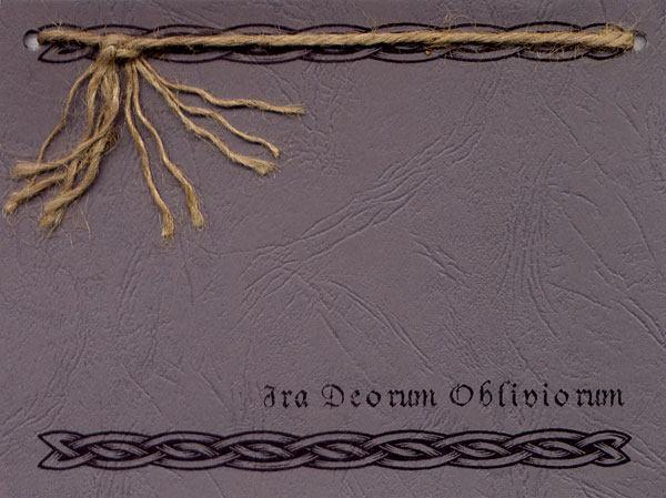 Vinterriket - Ira Deorum Obliviorum