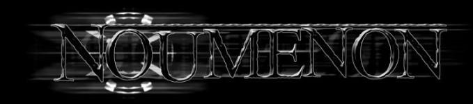 Noumenon - Logo
