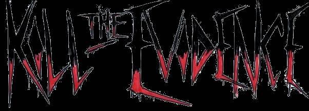 Kill the Evidence - Logo