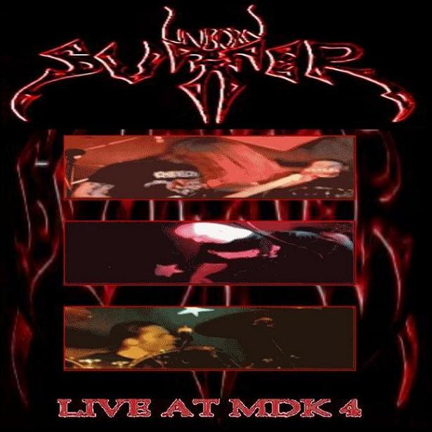 Unborn Suffer - Live at MDK 4