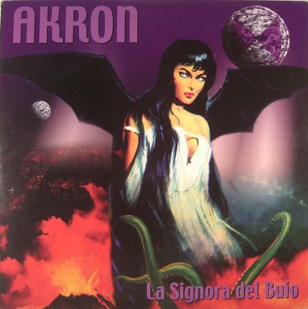 Akron - La signora del buio