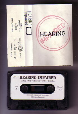 Hearing Impaired - Demo 1988