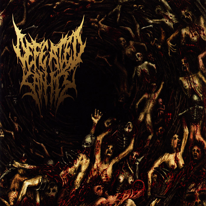 Defeated Sanity - Psalms of the Moribund