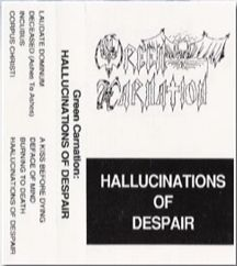 Green Carnation - Hallucinations of Despair