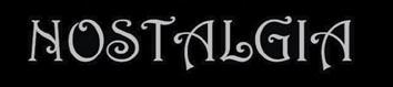 Nostalgia - Logo