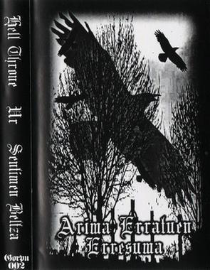 Sentimen Beltza / Hellthrone / Ur - Arima erratuen erresuma