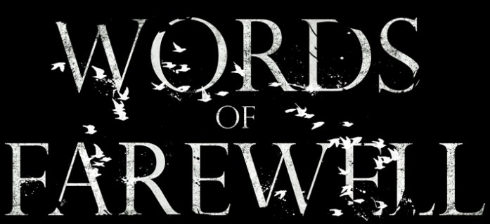 Words of Farewell - Logo