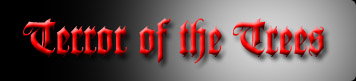 Terror of the Trees - Logo