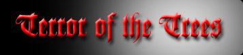 Terror of the Trees - Logo