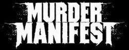 Murder Manifest - Logo