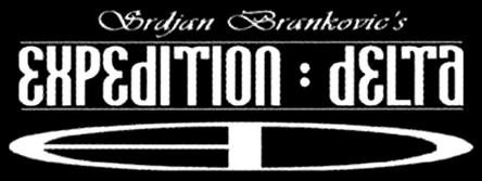 Expedition Delta - Logo