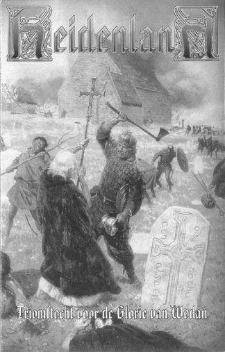 Heidenland - Triomftocht voor de glorie van Wodan
