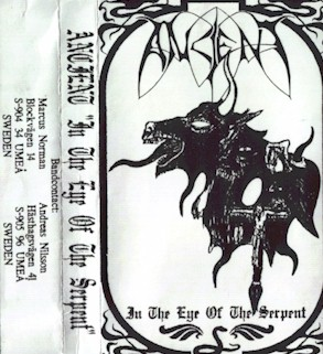 Ancient - In the Eye of the Serpent