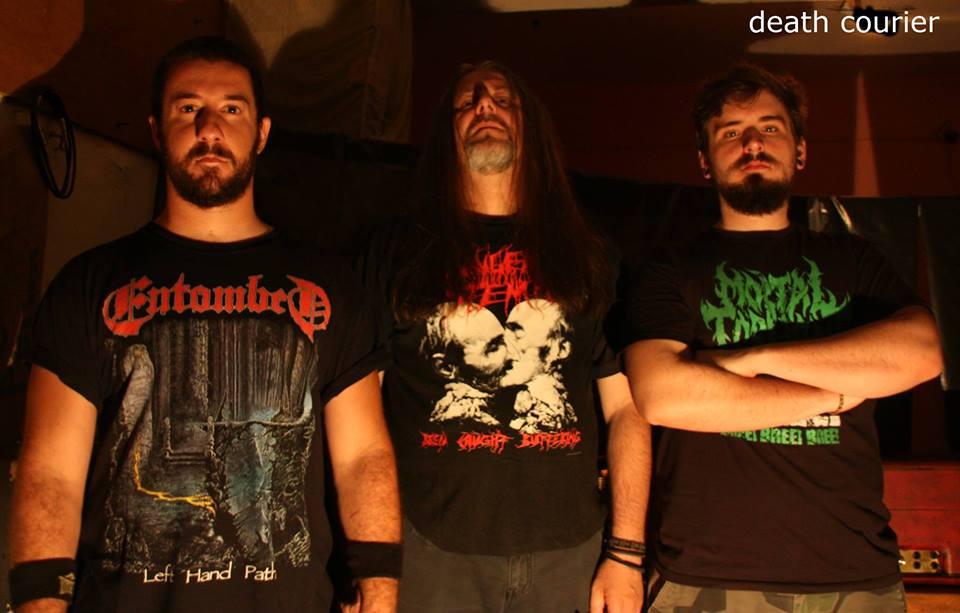 Death Courier - Photo