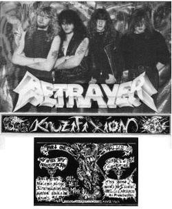 Betrayer - Kruzifixion