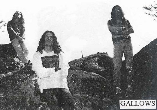 Gallows - Photo