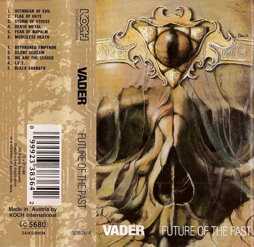 Vader - Future of the Past