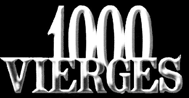 1000 Vierges - Logo