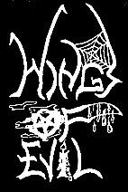 Wings of Evil - Logo