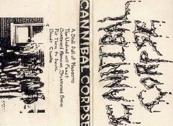 Cannibal Corpse - Cannibal Corpse