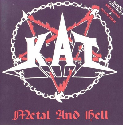 Kat - Metal and Hell