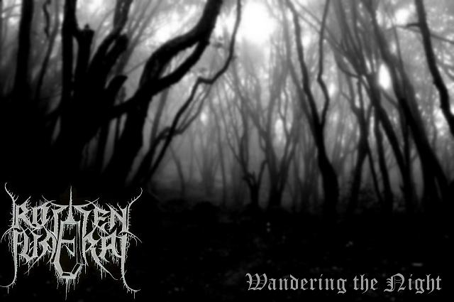 Rotten Funeral - Wandering the Night
