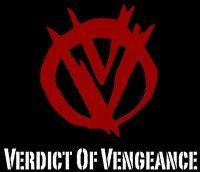 Verdict of Vengeance - Logo