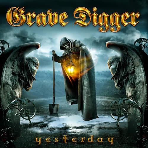 Grave Digger - Yesterday