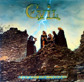 Evil (Dnk) - Evil's Message [EP] (1984) [Lossless FLAC Vinyl