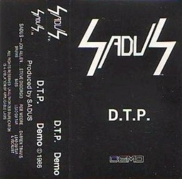 Sadus - Death to Posers