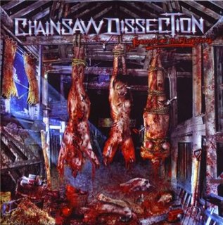 Chainsaw Dissection - Remnants of the Slaughtered