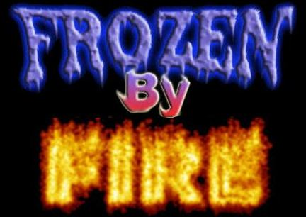 Frozen by Fire - Logo