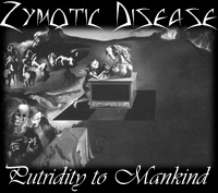 Zymotic Disease - Putridity to Mankind