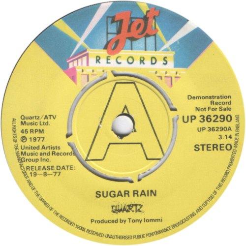 Quartz - Sugar Rain