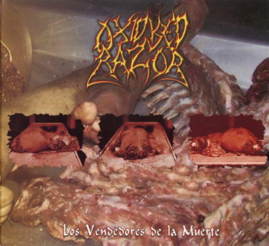 Oxidised Razor - Los vendedores de la muerte