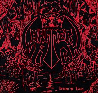 Hammer Witch - Return to Salem