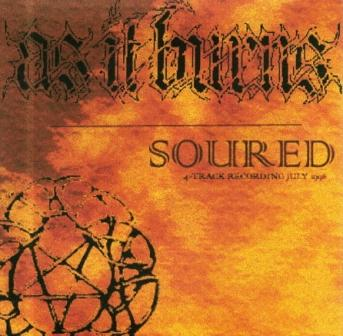 As It Burns - Soured