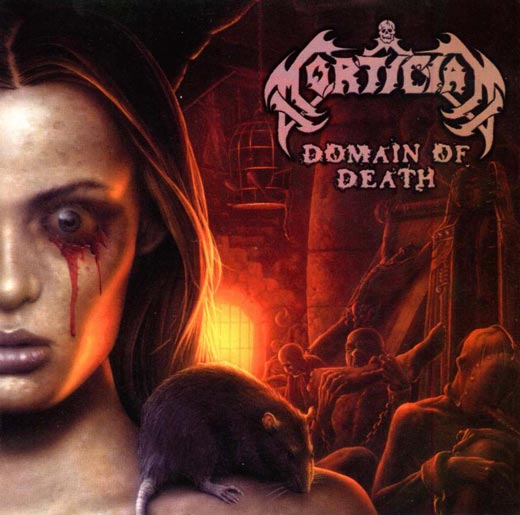 Mortician - Domain of Death