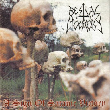 Bestial Mockery - A Sign of Satanic Victory