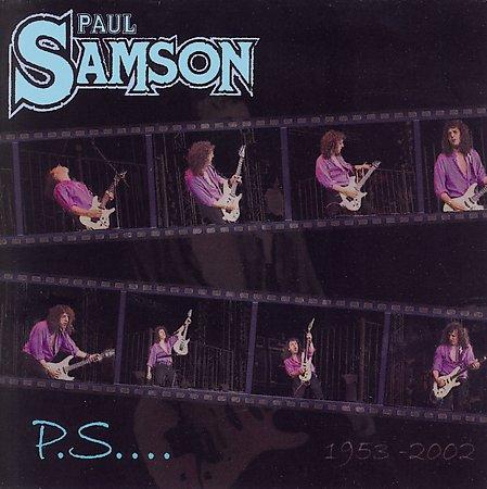 Samson - P.S....