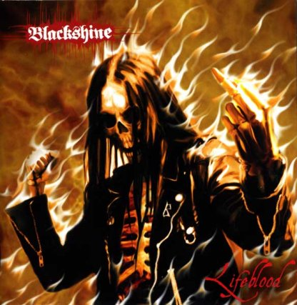 Blackshine - Lifeblood