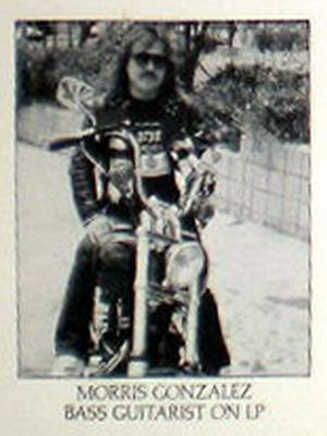 Morris Gonzalez